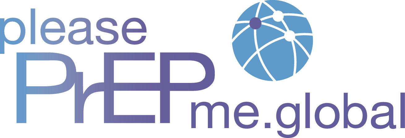 PleasePrEPMe:Global logo